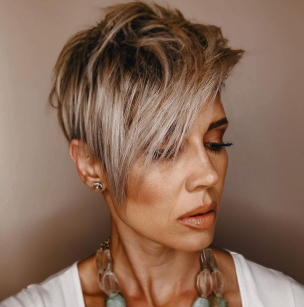 professional short women's hairstyles